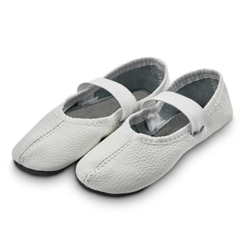 Dance slippers (white)