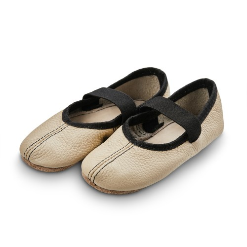 Dance slippers (nude)