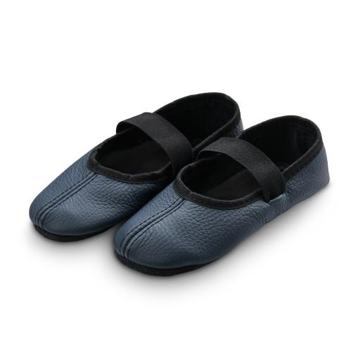Dance slippers (navy)